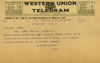 Communication Using Telegram