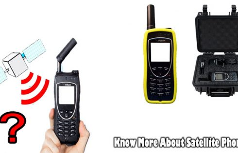 Know More About Satellite Phones
