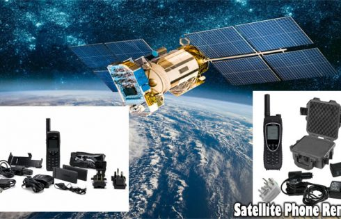 Satellite Phone Rentals Near You